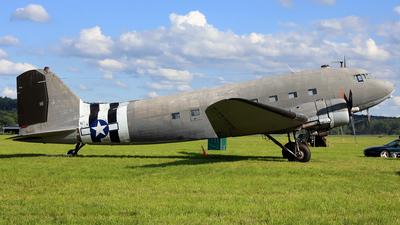A picture of N54602 - Douglas DC3 - [4349819] - © Joe Osciak