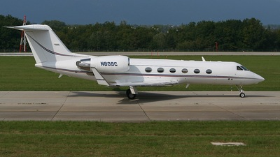 N809C - Gulfstream G-IV(SP) - Private