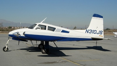 N310JS - Cessna 310B - Private