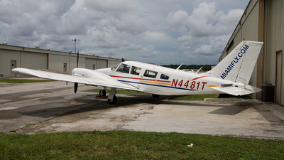 A picture of N4481T - Piper PA34200 - [347250108] - © Parent Photography
