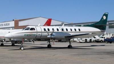 C-GIQK - Swearingen SA226-TC Metro II - Perimeter Airlines