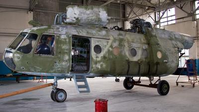 Mil Mi-8 Hip - Russia - Air Force
