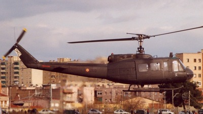 HU.10-23 - Bell UH-1H Iroquois - Spain - Army