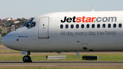 VH-VQF - Boeing 717-231 - Jetstar Airways