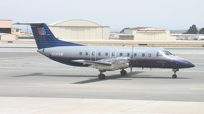 N234SW - Embraer EMB-120ER Brasília - United Express (SkyWest Airlines)