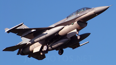 857 - Lockheed Martin F-16D Fighting Falcon - Chile - Air Force