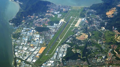 WMKP - Airport - Airport Overview