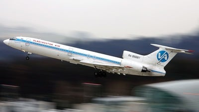 RA-85681 - Tupolev Tu-154M - Vladivostok Air