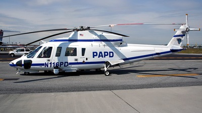 N116PD - Sikorsky S-76A+ - United States - New York Port Authority Police Department