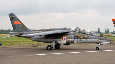 E170 - Dassault-Breguet-Dornier Alpha Jet E - France - Air Force
