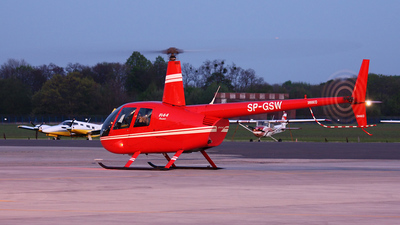 SP-GSW - Robinson R44 Raven II - Private