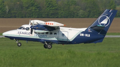 OM-HLB - Let L-410UVP-E10A Turbolet - Seagle Air