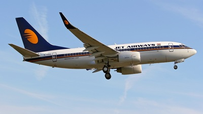 N749AL - Boeing 737-76N - Jet Airways