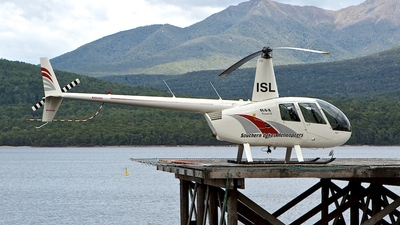ZK-ISL - Robinson R44 Raven II - Southern Lakes Helicopters