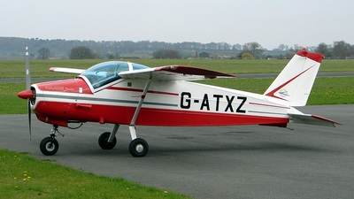 G-ATXZ - Bolkow Bo208C Junior - Private