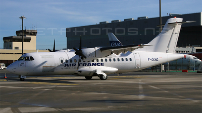 F-GKNC - ATR 42-300 - Air France (Airlinair)