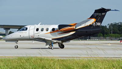 PP-XOH - Embraer 500 Phenom 100 - Embraer
