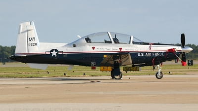 01-3628 - Raytheon T-6A Texan II - United States - US Air Force (USAF)