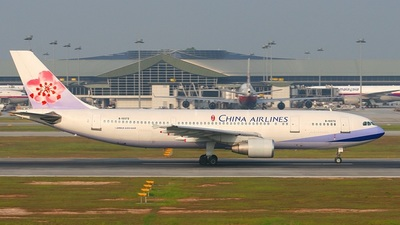 B-18572 - Airbus A300B4-622R - China Airlines