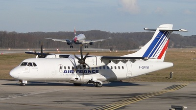 F-GPYM - ATR 42-500 - Air France (Airlinair)