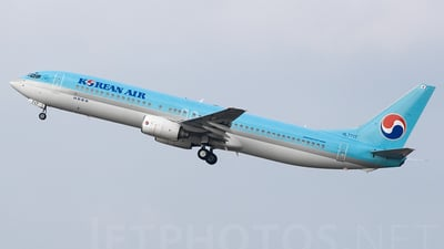 HL7717 - Boeing 737-9B5 - Korean Air