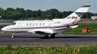 CS-DRA - Raytheon Hawker 800XP - NetJets Europe
