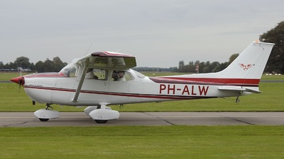 PH-ALW - Reims-Cessna F172M Skyhawk - Special Air Services