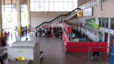 WBGS - Airport - Terminal