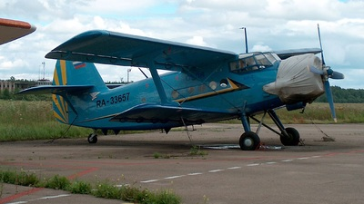 RF-33657 - Antonov An-2TP - Private