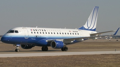 N648RW - Embraer 170-100SE - United Express (Shuttle America)