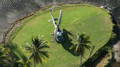 323 - Bell UH-1M Iroquois - El Salvador - Air Force