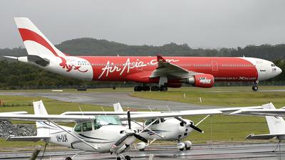 9M-XAA - Airbus A330-301 - AirAsia X