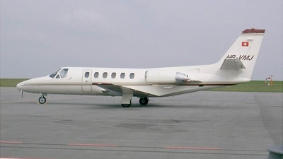 HB-VMJ - Cessna S550 Citation SII - Private