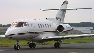 N877SL - Raytheon Hawker 800XP - Private