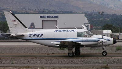 A picture of N199DS - Piper PA31310 - [317400980] - © mike evans