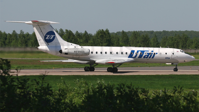 RA-65620 - Tupolev Tu-134A-3 - UTair Aviation