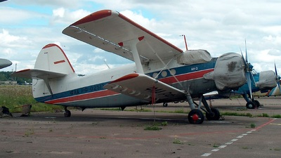 RF-02517 - Antonov An-2TP - Private
