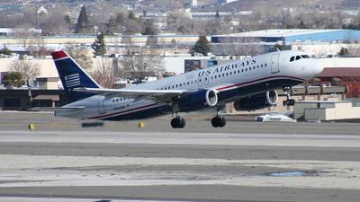 N642AW - Airbus A320-232 - US Airways
