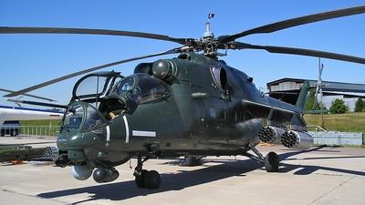 77 - Mil Mi-35M Hind - Russia - Air Force