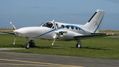 G-HIJK - Cessna 421C Golden Eagle - Private