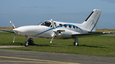 A picture of GHIJK - Cessna 421C Golden Eagle - [421C0218] - © hjcurtis