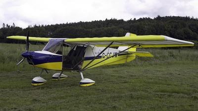 G-CCJW - Skyranger 912(2) - Private