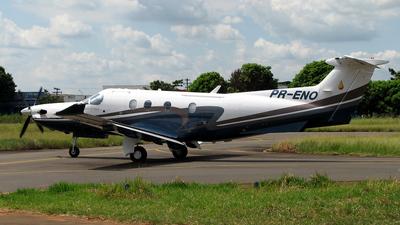 PR-ENO - Pilatus PC-12 - Private