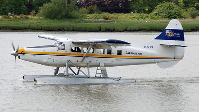 C-GLCP - De Havilland Canada DHC-3T Vazar Turbine Otter - Harbour Air