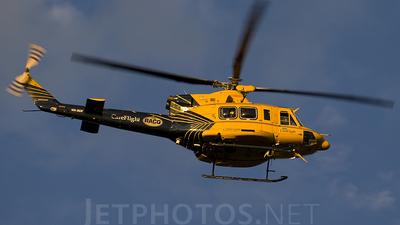 VH-XCF - Bell 412 - CareFlight Queensland