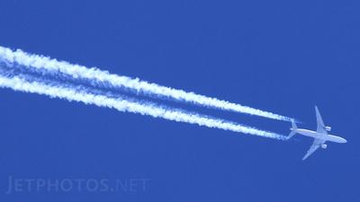 HZ-AKH - Boeing 777-268(ER) - Saudi Arabian Airlines