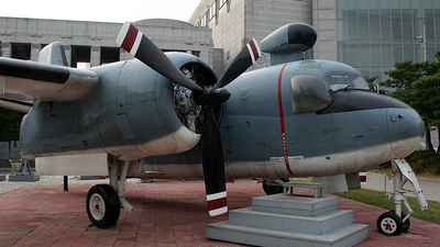 - Grumman S-2 Tracker - South Korea - Air Force