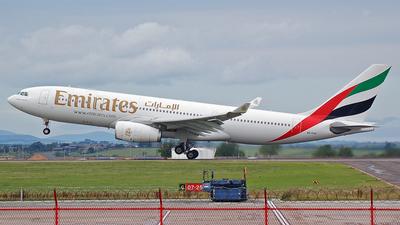 A6-EAQ - Airbus A330-243 - Emirates