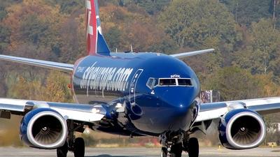 OM-NGK - Boeing 737-76N - SkyEurope Airlines