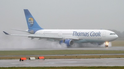 G-OJMB - Airbus A330-243 - Thomas Cook Airlines